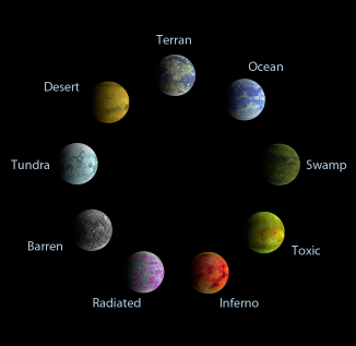Types of Planets (page 3) - Pics about space